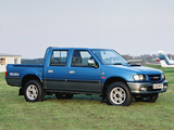 Isuzu TF 4x4 Double Cab UK-spec 1992–2002 images