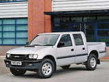 Isuzu TF 4x4 Double Cab 1992–2002 photos