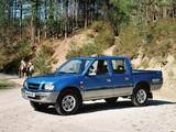 Isuzu TF 4x4 Double Cab 1992–2002 pictures