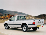 Pictures of Isuzu TF 4x2 Single Cab 1992–2002