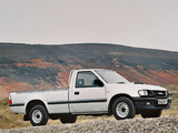 Isuzu TF 4x2 Single Cab 1992–2002 wallpapers