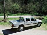 Isuzu TF 4x4 Double Cab UK-spec 1992–2002 wallpapers