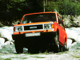 Images of Isuzu Trooper 2-door 1986–91