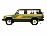 Isuzu Trooper II 2-door 1983–86 photos