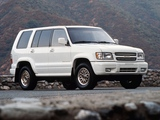 Isuzu Trooper 1998–2002 images