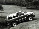 Photos of Isuzu Trooper SWB UK-spec 1992–98