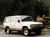Pictures of Isuzu Trooper II 5-door 1983–86