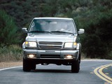 Pictures of Isuzu Trooper 1998–2002