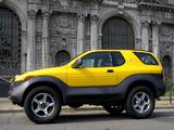 Isuzu VehiCROSS US-spec (UGS25DW) 1999–2001 photos