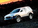 Isuzu VehiCROSS US-spec (UGS25DW) 1999–2001 pictures