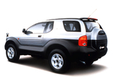 Photos of Isuzu VehiCROSS (E-UGS25DW) 1997–99