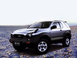 Pictures of Isuzu VehiCROSS (E-UGS25DW) 1997–99