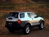Isuzu VehiCROSS US-spec (UGS25DW) 1999–2001 wallpapers