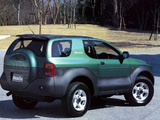 Isuzu VehiCROSS (E-UGS25DW) 1997–99 wallpapers