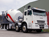 Iveco Acco 10x4 Mixer pictures