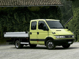 Images of Iveco Daily Crew Cab 2004–06
