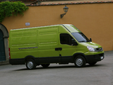 Images of Iveco EcoDaily Van 2009–11