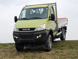 Images of Iveco EcoDaily 4x4 Chassis Cab UK-spec 2009–11