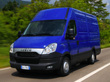Images of Iveco Daily Van Natural Power 2011–14