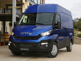 Images of Iveco Daily Van 2014