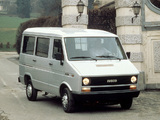 Iveco Daily Combi 1978 images