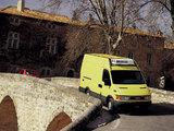 Iveco Daily Van 1999–2004 photos
