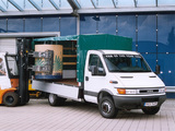 Iveco Daily Chassis Cab 1999–2004 pictures