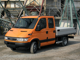 Iveco Daily Crew Cab 2004–06 images