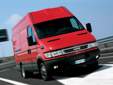 Iveco Daily Van 2004–06 images