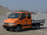 Iveco Daily Crew Cab 2004–06 photos
