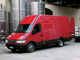 Iveco Daily Van 2004–06 pictures