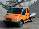 Iveco Daily Crew Cab 2004–06 pictures