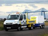 Iveco Daily Crew Cab UK-spec 2006–09 pictures