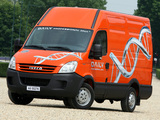 Iveco Daily Van 2006–09 wallpapers