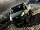 Iveco Daily 4x4 Chassis Cab 2007–09 photos