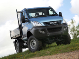 Iveco Daily 4x4 Chassis Cab UK-spec 2007–09 pictures