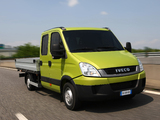 Iveco EcoDaily Crew Cab 2009–11 images