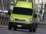 Iveco EcoDaily Van 2009–11 images