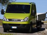 Iveco EcoDaily Crew Cab 2009–11 photos