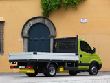 Iveco EcoDaily Chassis Cab 2009–11 photos