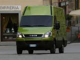 Iveco EcoDaily Van 2009–11 photos