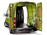 Iveco EcoDaily Van 2009–11 photos