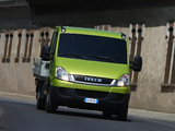 Iveco EcoDaily Crew Cab 2009–11 wallpapers