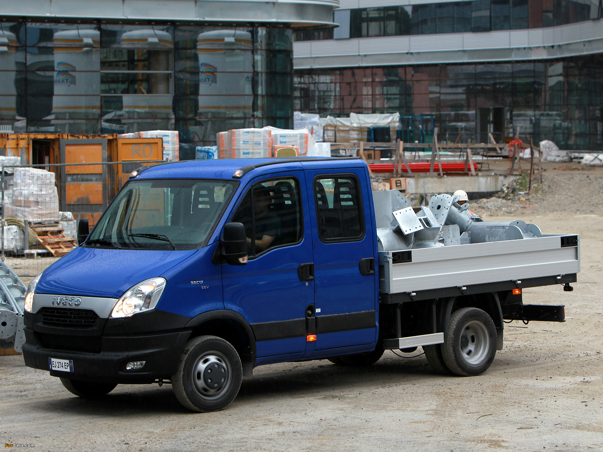 Iveco Daily Crew Cab 2011 Images 2048x1536