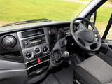 Iveco Daily Chassis Cab UK-spec 2011–14 images
