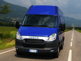 Iveco Daily Van Natural Power 2011–14 images