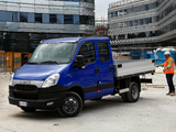 Iveco Daily Crew Cab 2011–14 photos