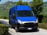 Iveco Daily Van 2011–14 photos