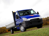 Iveco Daily Chassis Cab UK-spec 2011–14 pictures