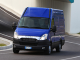 Iveco Daily Van Natural Power 2011–14 pictures